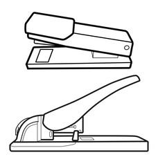 heavyduty stapler set