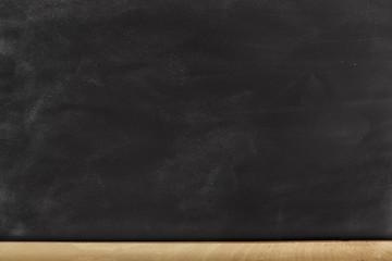 Empty Blackboard Background./Empty Blackboard Background