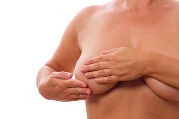 Krebs-Brust-Untersuchung