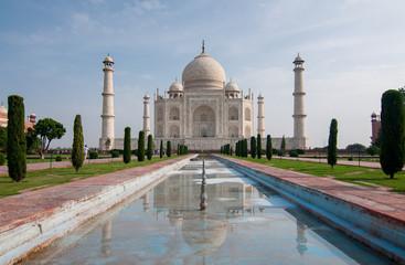 Taj Mahal 7 world wonders.