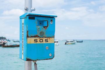 SOS, Emergency SOS telephone