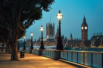 Big Ben i Houses of Parliament