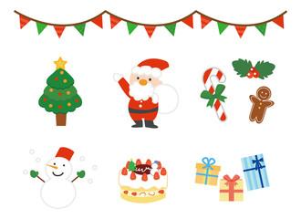 クリスマスのイメージアイコン