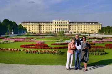 austria, vienna, schoenbrunn