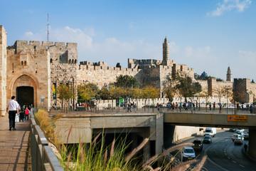 Street of Jerusalem.