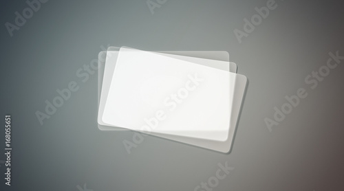 Blank plastic transparent business cards stack mock up 3d rendering blank plastic transparent business cards stack mock up 3d rendering clear pvc namecard mockup reheart Image collections