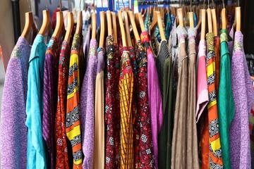 London fashion shopping