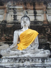 bouddha statue sukhothai