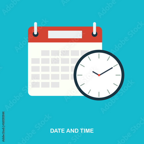 Online timer time and date