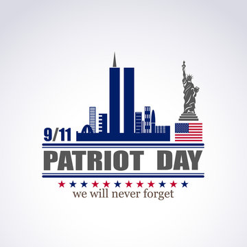 Patriot day, we will never forget