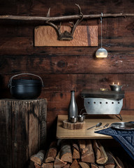 rustic cooking