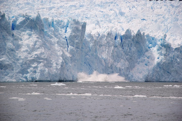 San Rafael Glacier, Patagonia, Chile