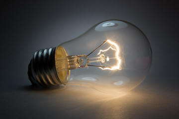Innovation and Concepts - Light bub- Idea