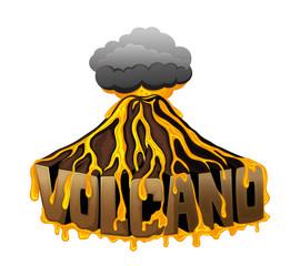 Beautiful volcano.
