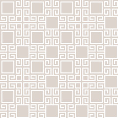 Abstract geometric tribal style seamless pattern