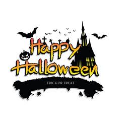 Halloween Vector Design Background, vector illustration.