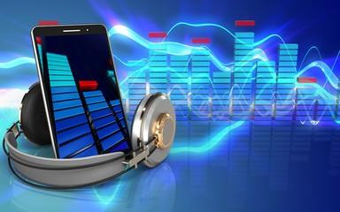 3d spectrum mobile phone