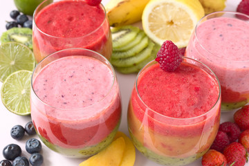Frucht- Smoothies