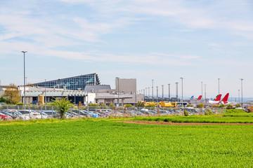 Airport Stuttgart, Germany - Terminal