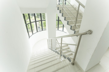 Staircase Inside Building
