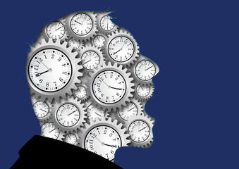 stress - temps - horaire - burnout - heure - travail - ponctualité