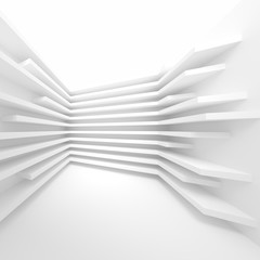 Abstract White Engineering Background