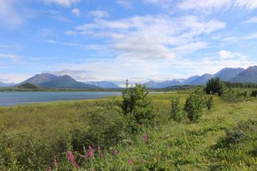 Romantisches Alaska