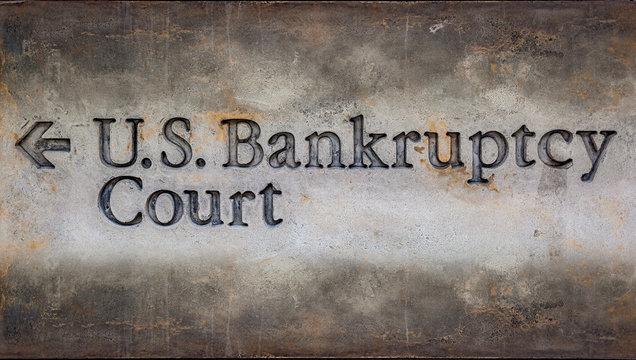 signpost u.s. bankruptcy court