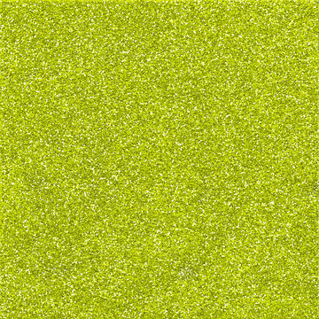 Lime Green Sparkling Glitter Paper Texture