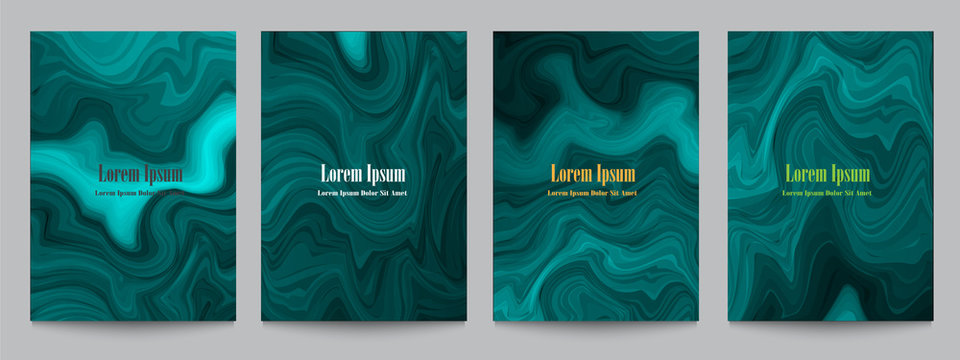 Creative artistic covers for design