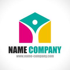 logo peintre décorateur intérieur artisan conseils