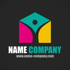 logo artisan peintre intérieur décorateur conseils
