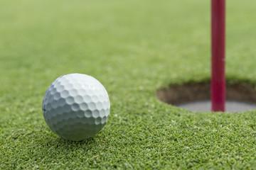 Golf, Loch,
