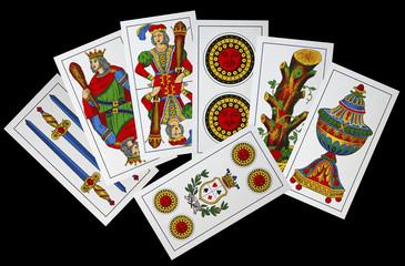 NAPOLETANA - Kartenspiel aus Italien