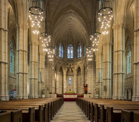 Arundel Cathedral, Sussex, UK