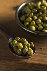 Raw Green Organic Marinated Capers
