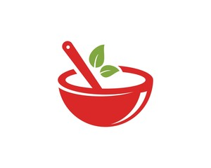 food green bowl logo