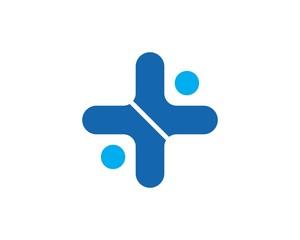 people plus logo