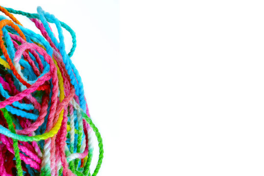 Tangled Yarn Photos Royalty Free Images Graphics Vectors Videos Adobe Stock