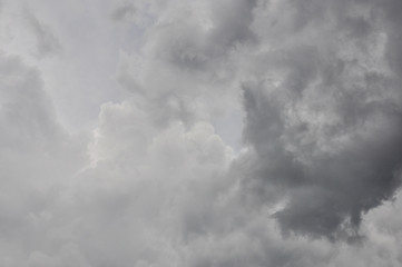 cloud rain