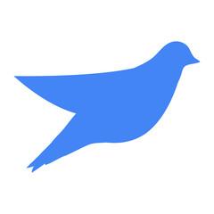 Bird symbol of nature