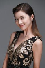 Elegant female portrait