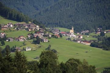 St. Oswald, Kartitsch / Osttirol, Tyrol, Austria, Summer Season