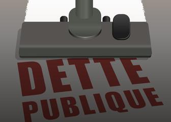 dette publique - effacer - économie - rembourser - crise économique