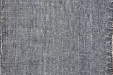 Texture background of jeans, Blue denim background