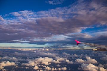 The Sky of Okinawa, Sunset, Japana