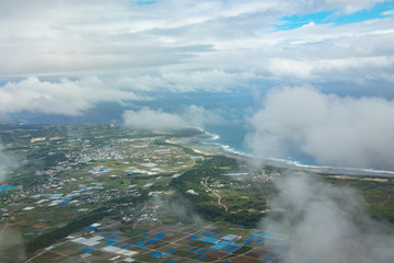 Naha Airport, Image of Okinawa
