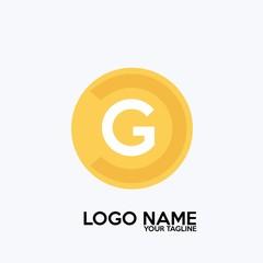 Letter Round Logo