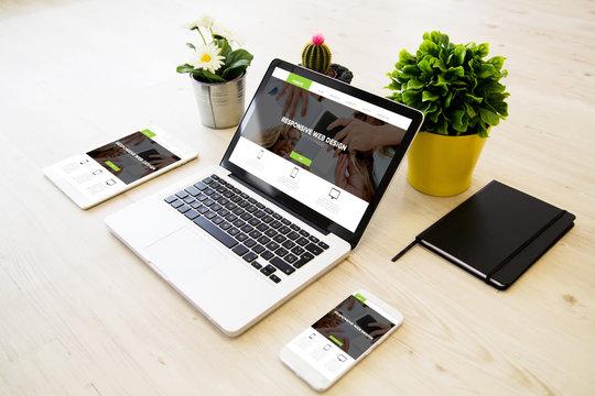 responsive design devices