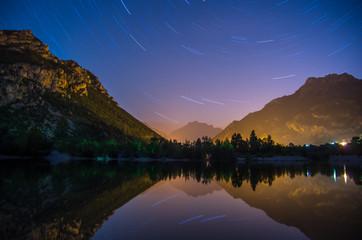 Night Alpes